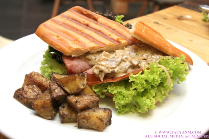 D' LEE DELI CAFE, MJ RESTAURANT, MALAYSIA FOOD BLOGGER