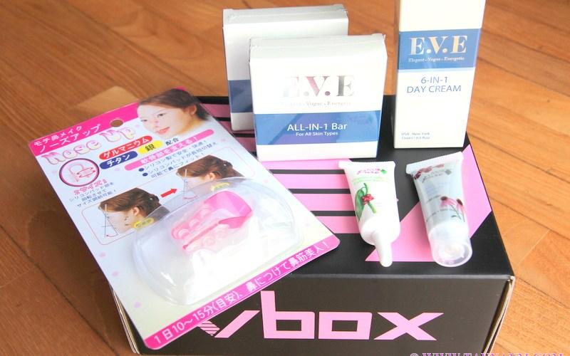 vbox, malaysia beauty blogger