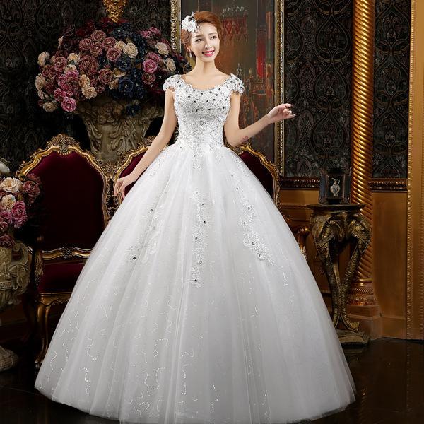 Strapless Wedding Dresses AU