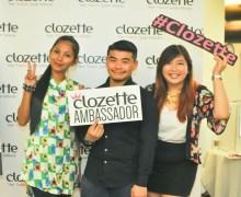 Clozette x Blogger Babes Asia Launch