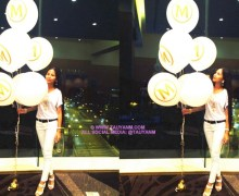 Magnum Sensation White Almond Grand Launch in Hilton KL