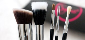 #Review: SigmaBeauty.com Brushes + Sigma Spa Cleaning Glove and Many More! =)