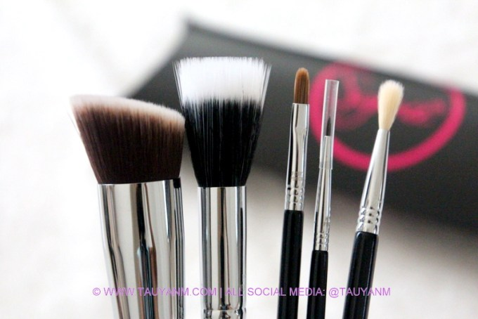 sigmabeauty.com brushes