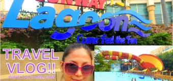 Watch in HD: Sunway Lagoon KL, Malaysia Travel Vlog