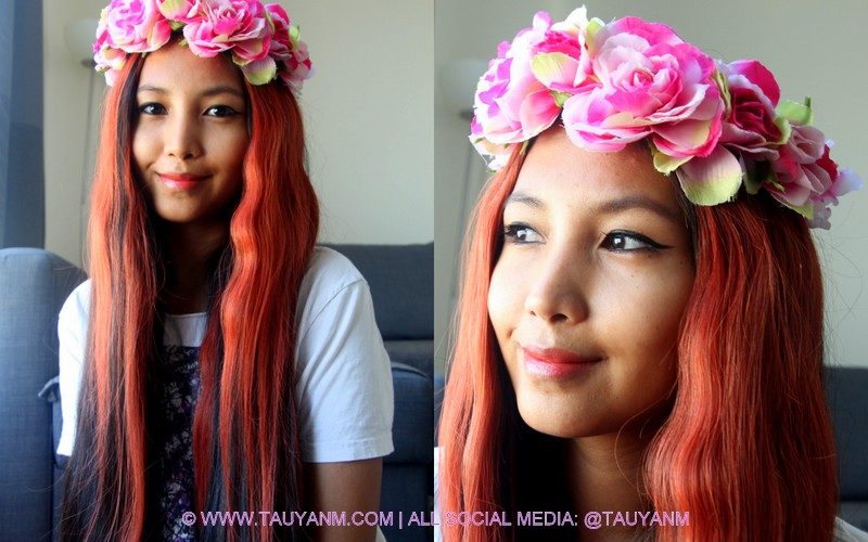 dubai blogger irresistibleme hair extension review tauyanm