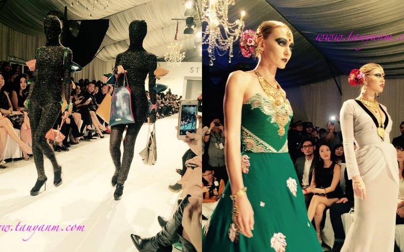 Malaysia Fashion Week - Mercedes-Benz Stylo