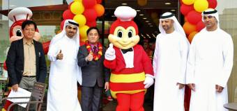 Filipino Fast Food Chain – Jollibee in Dubai, UAE! #CravingsSatisfied #Jollibee