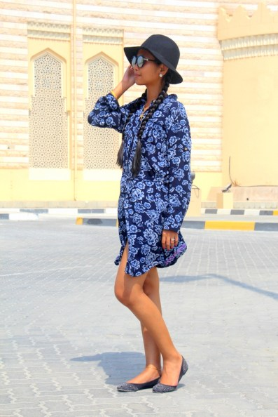 #ootd #shirtdress #dubaiblogger #fashionblogger