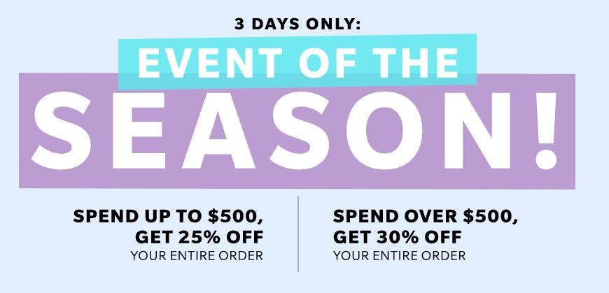 Sale from Shopbop.com
