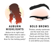 Hair and Makeup Looks To Take You From Day to Night!