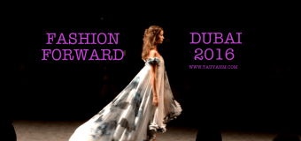 VLOG #1: Fashion Forward Dubai #ffwddxb