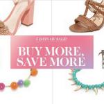 "Shopbop.com Sale ""Buy More, Save More!"""