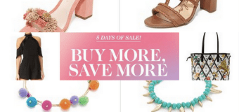 "Shopbop.com Sale ""Buy More, Save More!"""