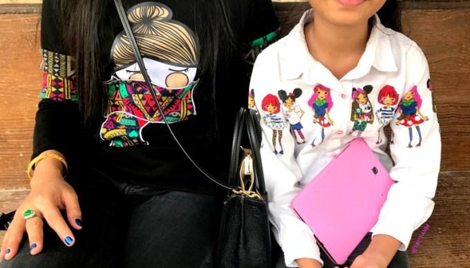 mother and daughter, cincaibuy.com, fashion blogger,