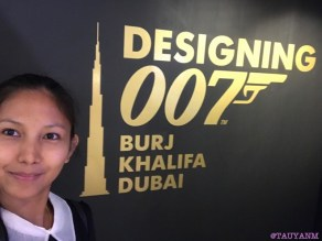 james bond, burj khalifa, dubai blogger