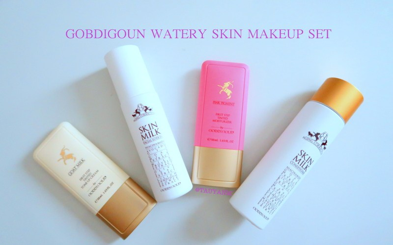 Gobdigoun Review, dubai blogger, beauty blogger