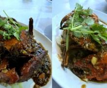 Chilli Crab in Jalan Alor, Bukit Bintang – Kuala Lumpur, Malaysia