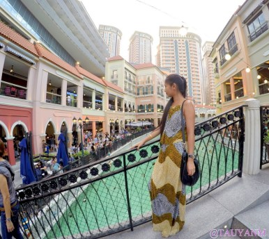 venice grand canal mall, filipino blogger, dubai blogger, philippines
