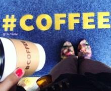 Hashtag #Coffee Yinchuan Ningxia China