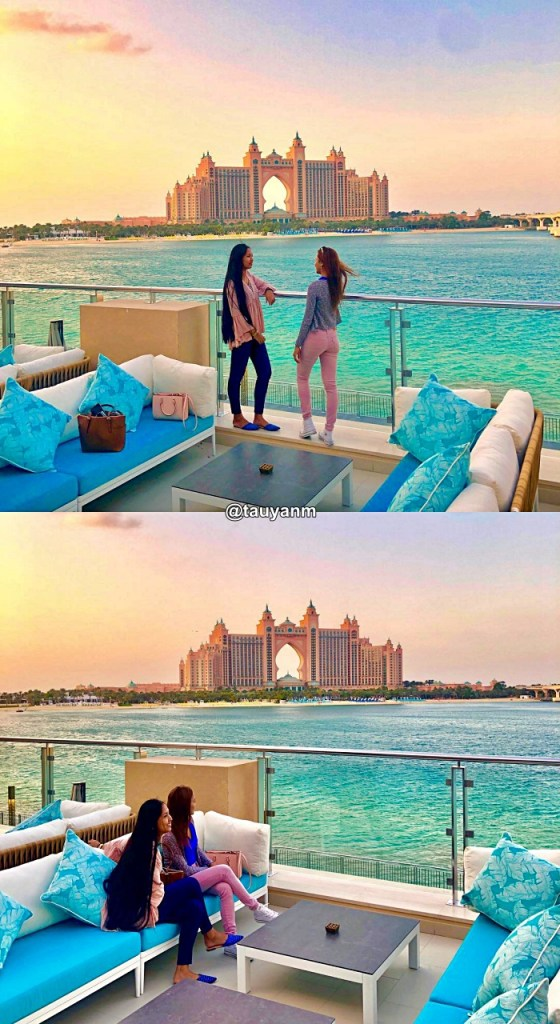 the pointe, atlantis the palm, dubai vlog, dubai blogger, filipino vlog, filipino blogger, tauyanm, jane fashion travels f, collage