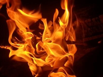 CALLING DOWN FRESH FIRE