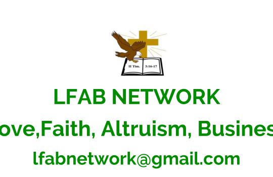 OUR NEW LFAB NETWORK