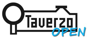 Logo Taverzo Open