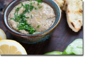 Baby Ganoush Recipe