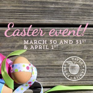 Easter Event at Taves Family Farms