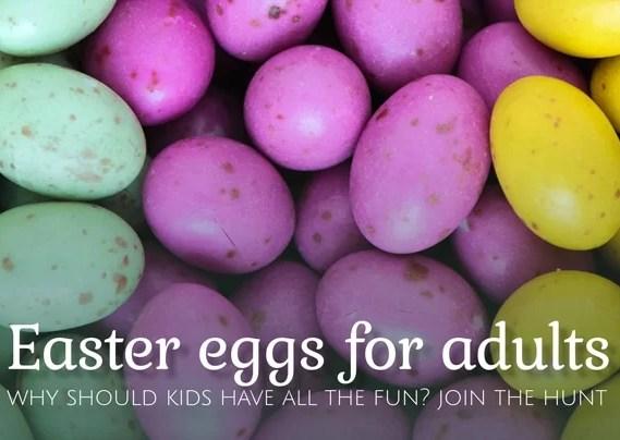 Charity Adult Easter Egg Hunt