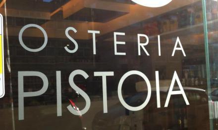 Osteria Pistoia – ora anche a Porta Portese *Aggiornamento*