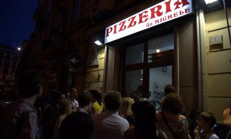 qbpost – pizzeria 'Da Michele' da Napoli finalmente a Roma