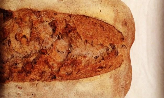 qb post – la nostra ricetta del Pane alle Noci