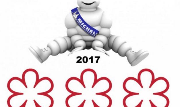 E' tempo di Stelle Michelin 2017!