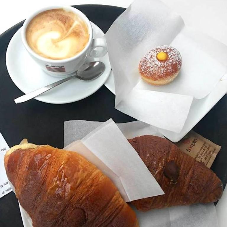 Pasticceria Bompiani - colazione