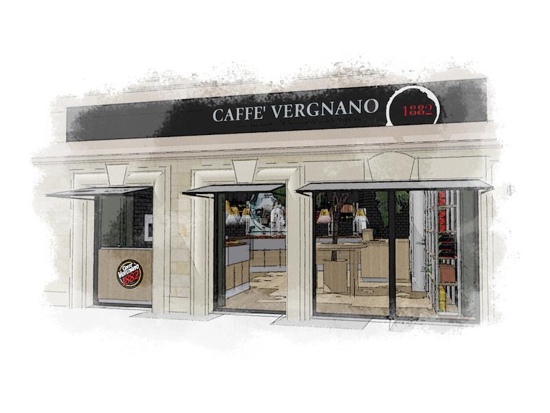 Caffè Vergnano - Roma Trastevere