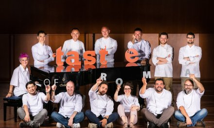 Taste of Roma 2017, 21-24 settembre: gli chef protagonisti e tutte le novità