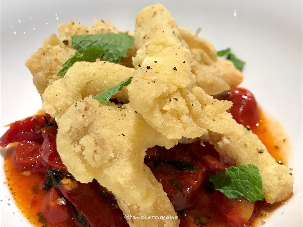 Mazzo Roma - Trippa fritta