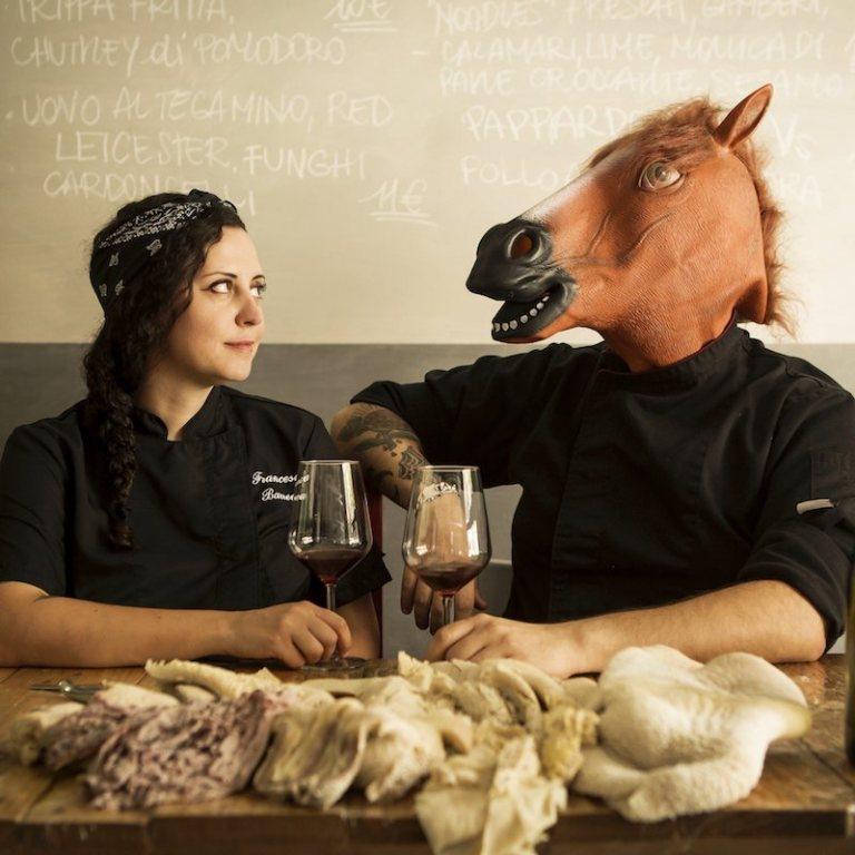 Mazzo Roma - The Fooders