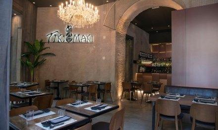 Tiki Maki, sushi e cucina fusion nippo-mediterranea in zona Prati