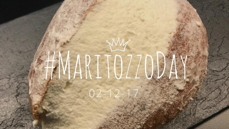 MARITOZZO DAY una giornata dedicata alla specialità romana più golosa che ci sia (Comunicato Stampa)