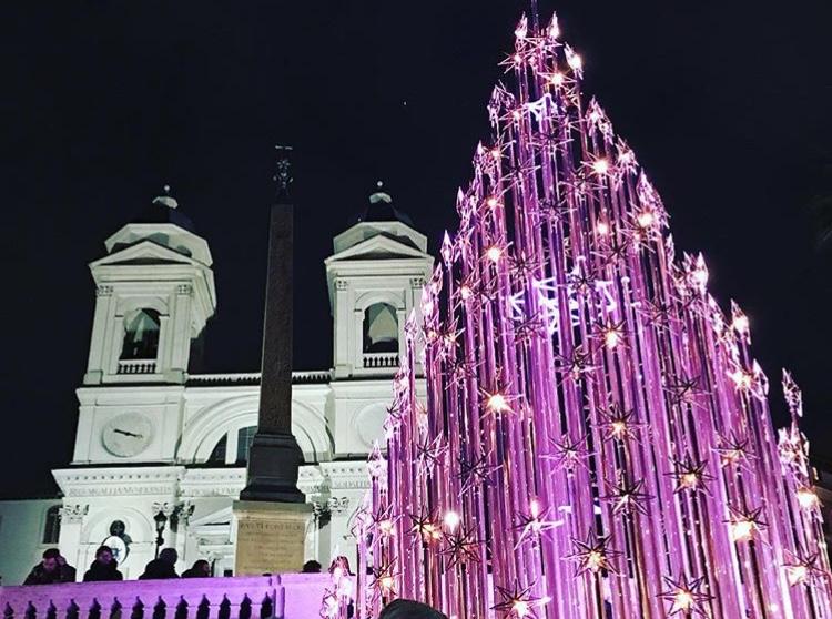 albero natale 2018 roma Roma: Tavole consigliate per Natale e Capodanno 2017/2018, menu  albero natale 2018 roma