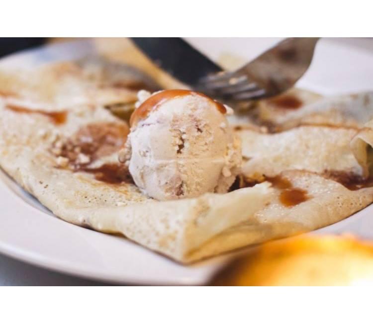Creperia - Michelangelo - crepe - gelato