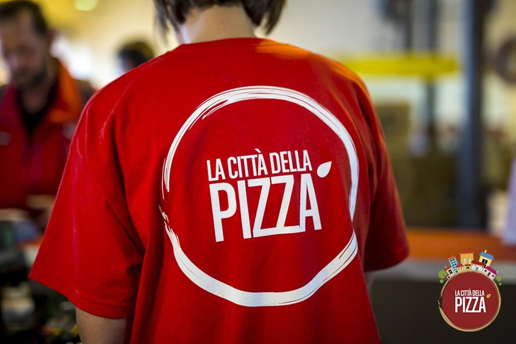 La Città della Pizza 2018 - Logo
