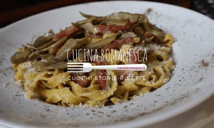 Cucina Romanesca: il Pranzo di Pasqua con Flavio De Maio del Velavevodetto