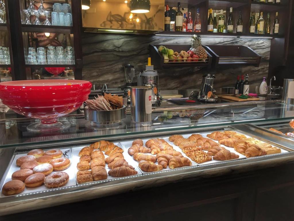 Giada Food Lab - banco 2