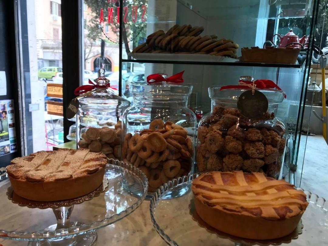 Susina - torte