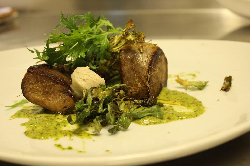 Cucina Romanesca - Lingua Piatto 1
