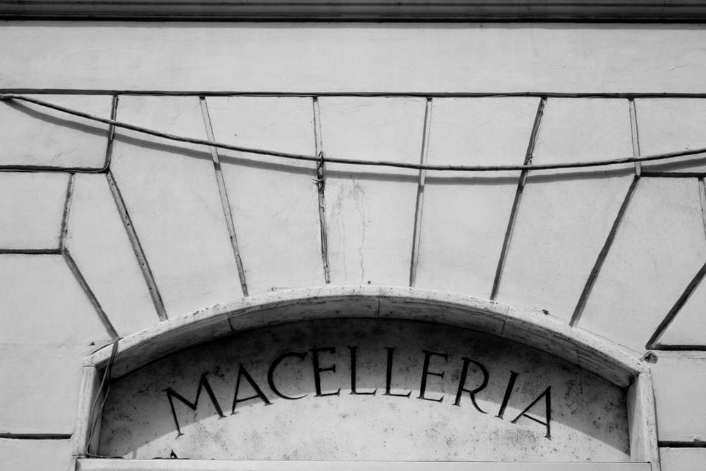 Cucina Romanesca - Macelleria