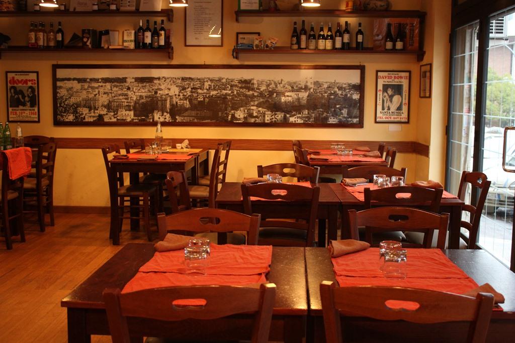 Cucina Romanesca - Osteria di Monteverde